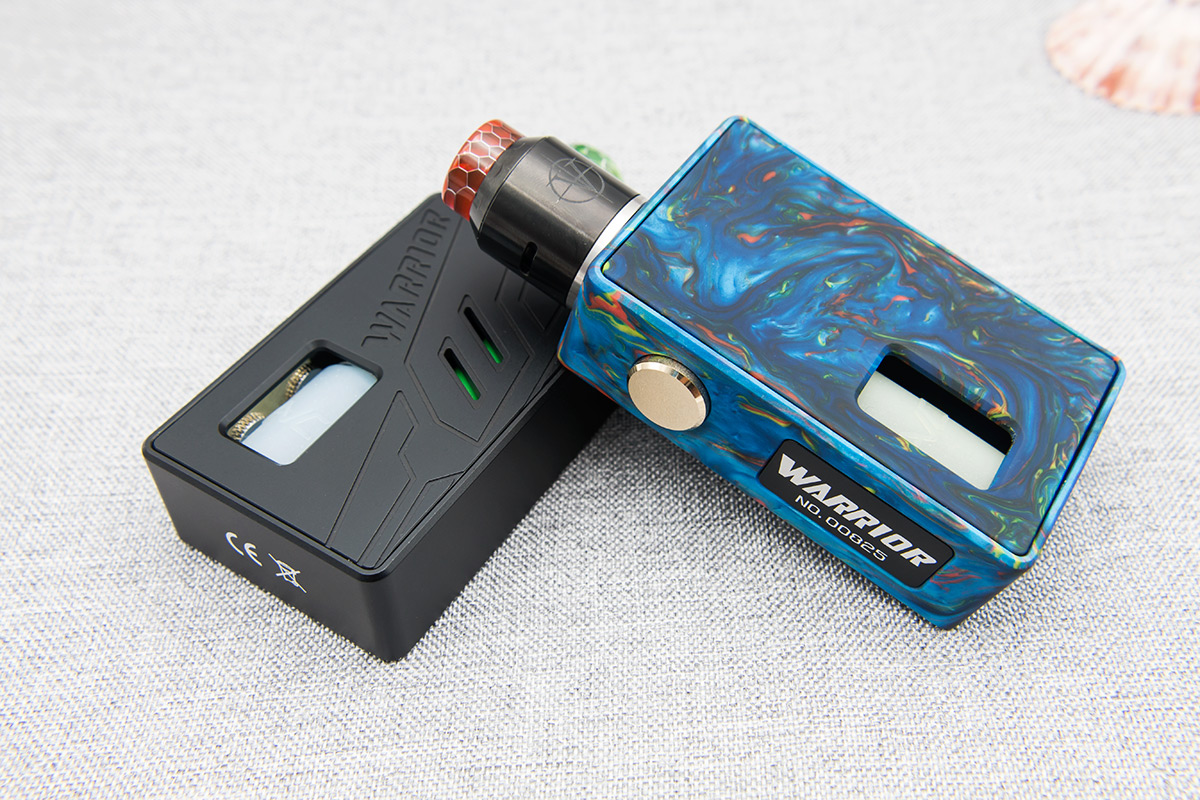 Warrior Squonk Kit